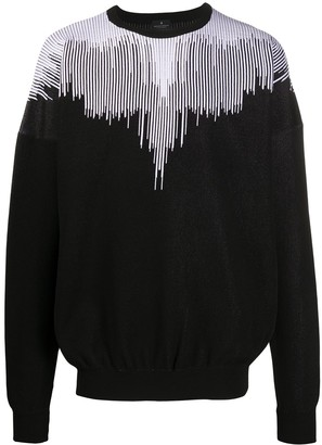 Marcelo Burlon County of Milan Wings print sweatshirt