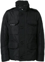 Peuterey padded cargo coat - men - Feather Down/Polyamide - S