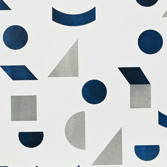 west elm Mid-Century Tile Wallpaper Swatch