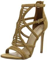 Aldo Women Sinfony Ankle Strap Sandals,38.5 EU