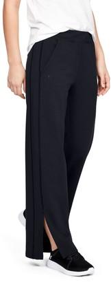 Under Armour Women's UA Favorite Open Hem Side Split Pants