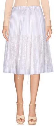 Veronique Branquinho Knee length skirt