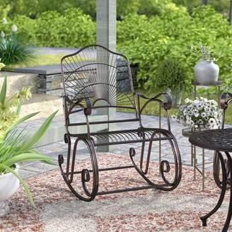 Nocona Fleur De Lis Living Rocking Chair Fleur De Lis Living