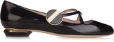 Nicholas Kirkwood Carnaby leather loafers