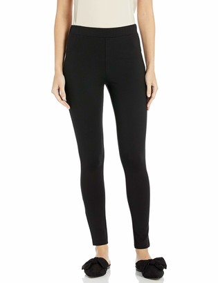 The Drop Blair Ponte Mid-Weight Knit Jegging