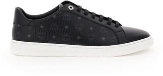 MCM Terrain Visetos Sneakers