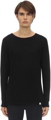 Junya Watanabe Merz B.schwanen Wool Blend Sweater