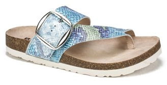 White Mountain Harley Sandal