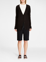 DKNY Button Down Cardigan