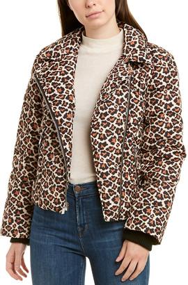 Diane von Furstenberg Paulina Down Jacket