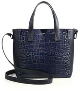 Vince Quilted Leather Crossbody Bag