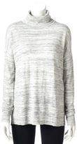 SONOMA Goods for Life Women's SONOMA Goods for LifeTM Boxy Turtleneck Sweater