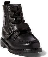 Ralph Lauren Toddler Leather Ranger Hi Ii Boot