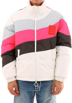 Off-White Puffer Jacket