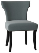 Nailhead Dining Chairs Style