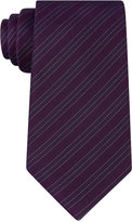 Kenneth Cole Reaction Men's Double Veloutine Stripe Tie