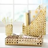 Pottery Barn Teen Golden Glam, Set of 3