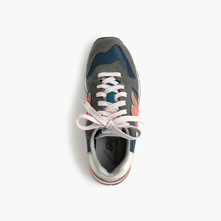 J.Crew Kids' New Balance® for crewcuts K1300 lace-up sneakers in dark military