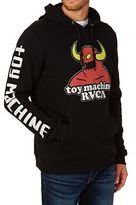 RVCA Hoodies Toy Machine X Hoody - Black