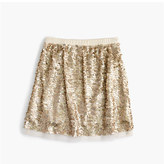 J.Crew Girls' sequin tulle skirt