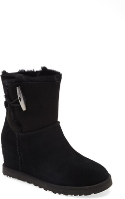 UGG Classic Femme Toggle Wedge Boot