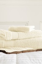 Amrapur 3-Piece Turkish Cotton Towel Set - Ivory