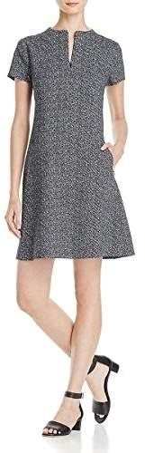 Theory Women's Apalia Tweed Twill C Dress