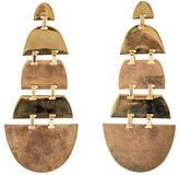 Tory Burch Geometric Drop Earrings