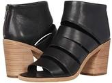 Frye Tash Cutout Bootie (Black Leather) Women's Shoes