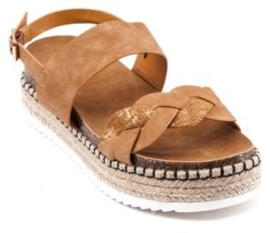 GC Shoes Eden Platform Sandal Women's Shoes