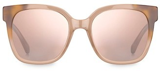 Kate Spade Caelyns 52MM Oversized Square Sunglasses