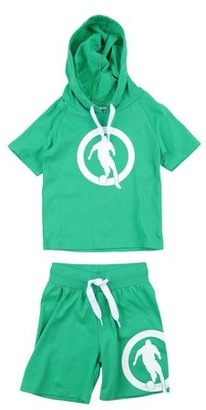 Bikkembergs Baby fleece set