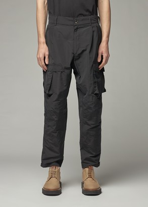 Givenchy Men's Cargo Pant in Black Size 46 Polyester/Cotton
