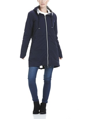 Bench Women's 2IN1 Parka with DET: Lining Coat
