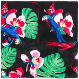 Valentino Garavani Valentino parrot print scarf - women - Silk - One Size