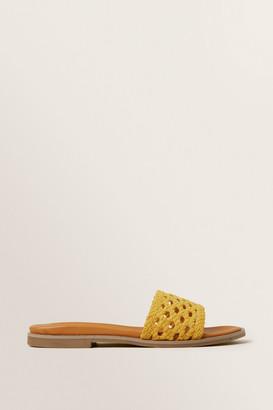 Seed Heritage Woven Sandal
