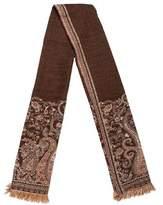 Lauren Ralph Lauren Jacquard Knit Scarf
