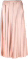 Fendi classic pleated skirt - women - Acetate/Viscose - 38