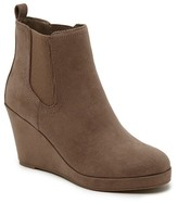 Women's Revel Maya Wedge Faux Suede Booties