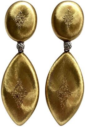 Buccellati Gold Yellow gold Earrings