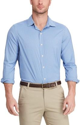 Chaps Men's Classic-Fit Performance Button-Down Shirt