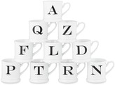 Williams-Sonoma Monogram Mug
