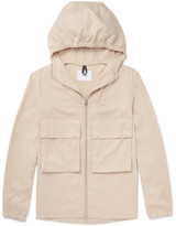 Saturdays NYC Travis Twill Hooded Field Jacket