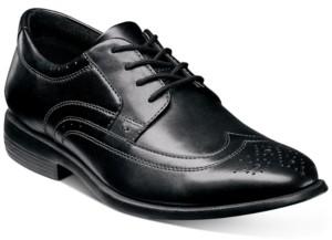 Nunn Bush Men's Decker Wingtip Oxfords Men's Shoes