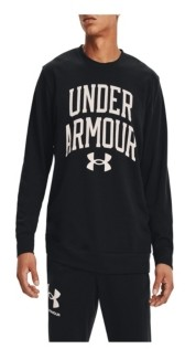 Under Armour Men's Rival Terry Crew T-Shirt