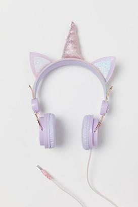 H&M On-ear Headphones - Purple