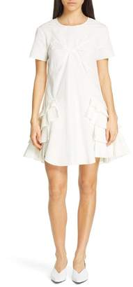 Opening Ceremony Pleated Dress