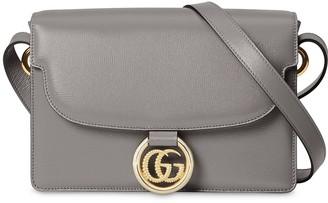 Gucci Double G pendant shoulder bag
