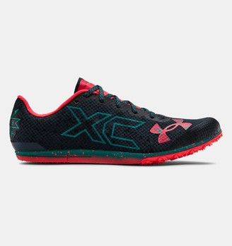 Under Armour Unisex UA Brigade XC Low Spikeless