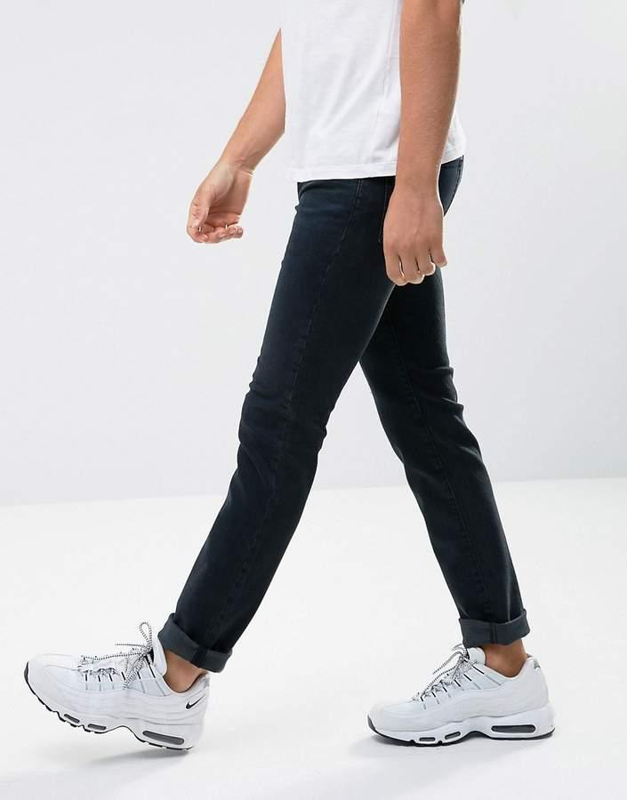 WÅVEN Verner Skinny Fit Jeans in Maria Blue